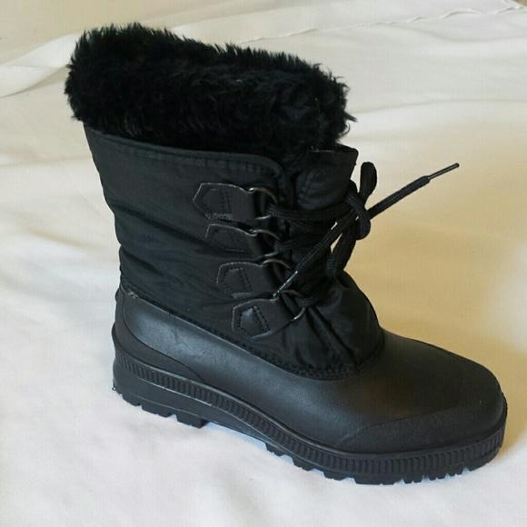 Sorel Kaufman Boots